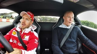 Download 175mph with Sebastian Vettel Video