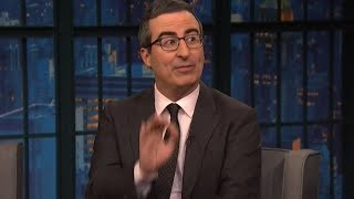 Download John Oliver on Late Night with Seth Meyers Full Interview Video