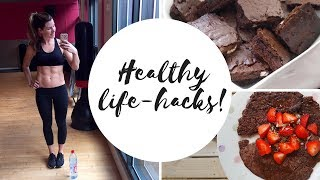 Download 9 HEALTHY LIFE HACKS YOU SHOULD KNOW! Video