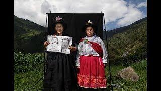 Download Peruana Ángela Ponce Romero - premio Visa de Oro humanitaria del CICR Video