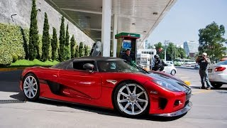 Download Koenigsegg CCX Custom Vision - Ciudad de México Video