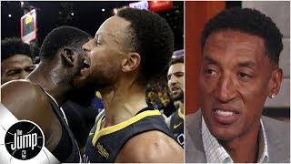 Download 'It's pretty scary' how good the Warriors are without Kevin Durant - Scottie Pippen | The Jump Video