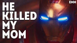 Download ″He killed my mom″(Tony Stark) | Iron Man Video