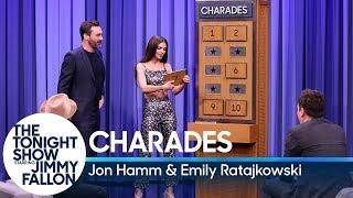 Download Charades with Jon Hamm and Emily Ratajkowski Video