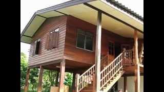 Download ขายบ้านเชียงใหม่ ราคาถูก บ้านไม้ Video