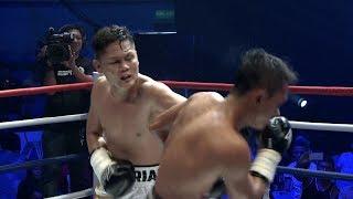 Download Marvin Sonsona vs. Arief Blader | Survival Instinct: Matira Matibay 2018 Video