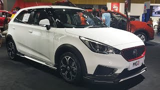 Download All New MG3 2018 1.5L X Sunroof ราคา 589,000 บาท Video