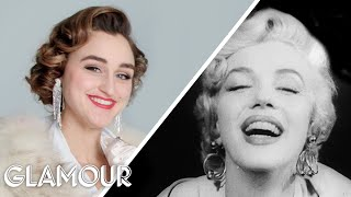 Download I Tried Every Iconic 1950s Look in 48 Hours | Glamour Video