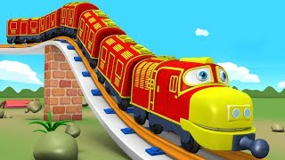 Download Chu Chu Train Cartoon Video for Kids Fun - Toy Factory Video