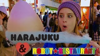 Download ROBOT RESTAURANT & HARAJUKU | Tokyo, Japan Video