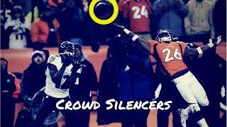 Download Best Crowd Silencer | NFL Video
