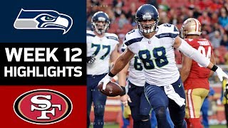 Download Seahawks vs. 49ers | NFL Week 12 Game Highlights Video