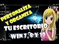 Download PERSONALIZAR ESCRITORIO [ICONOS][CARPETA][ROCKETDOCK][EFECTOS][WIN 7,8,10] Video