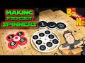 Download Custom Fidget Spinners Created With Carvey 3D Carving Machine Video