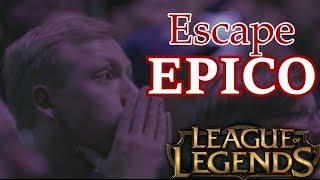 Download 10 ESCAPES EPICOS league of legends Video