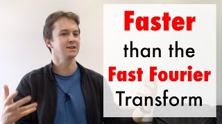 Download Faster than Fast Fourier Transform (ft. Michael Kapralov) Video