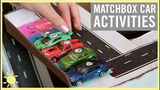Download PLAY | 3 Matchbox Car Activities! Video