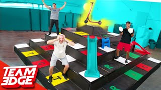 Download Giant Pyramid Board Game! | First to the Top Wins!! Video