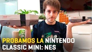 Download Probamos la Nintendo Classic Mini NES Video