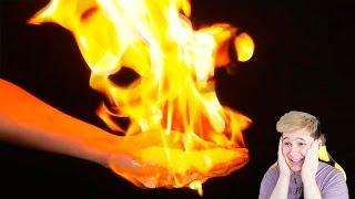 Download ОН ПОДЖОГ СЕБЕ РУКУ?! - 10 КРУТЫХ НАУЧНЫХ ФОКУСОВ - НЕ ЗАЛИПНИ ЧЕЛЛЕНДЖ Video