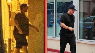 Download Rob Kardashian Proudly Flaunts His Weight Loss in Impressive Before and After Pic Video