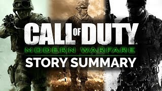 Download Call of Duty: Modern Warfare Trilogy Story Summary - What You Need to Know! Video