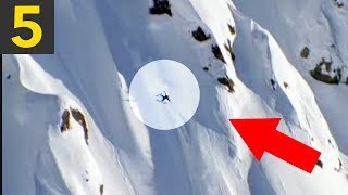 Download Top 5 Biggest Skiing Wipeouts Video