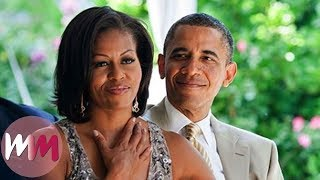Download Top 10 Times Michelle & Barack Obama Made Us Believe In Love Video