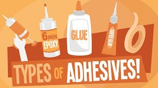 Download The Different Types of Adhesives Video