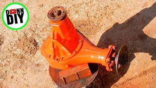 Download Homemade 90 Degree Gearbox Video