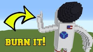 Download IS THAT AN ASTRONAUT?!? BURN IT!!! Video