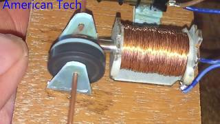 Download How to make a smallest solenoil engine , New idea to create solenoid engine for 2017 Video