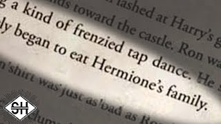 Download Harry Potter except it's written by an AI Video