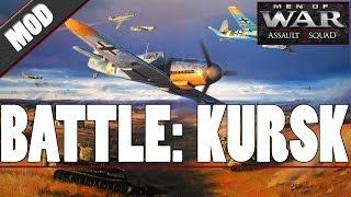 Download KURSK: BIGGEST TANK BATTLE OF WWII - Men of War: Assault Squad 2 - MOD Video