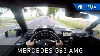 Download 2016 Mercedes-Benz G 63 AMG Edition 463 - POV Drive   Project Automotive Video