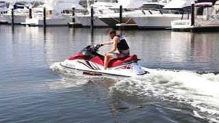 Download Australia's first electric jet ski Video