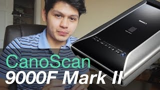 Download CanoScan 9000F Mark II Film Scanner Review Video