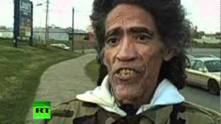 Download 'Golden Voice' homeless man finds job, home after viral video success Video
