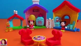 Download Mickey Mouse Minnie Mouse and Pluto - Disney Toys #Mickeymouseclubhouse Video