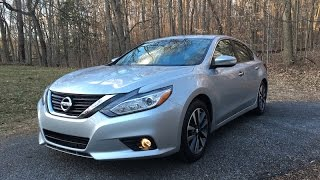 Download 2016 Nissan Altima 2.5SV - Redline: Review Video