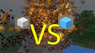 Download เหล็ก VS เพชร อะไรจะแข็งแรงทนทานกว่ากัน | survivalcraft2.1 #283 [พี่อู๊ด wutpia] Video
