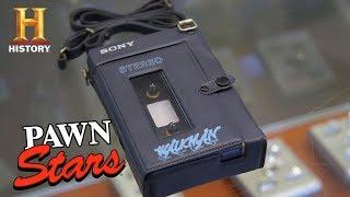 Download Pawn Stars: Sony ″Guys and Dolls″ Walkman (Season 15)   History Video