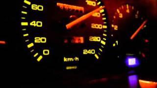 Download Mazda 323F BG GT Top Speed Video