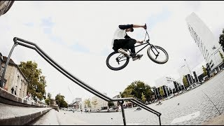 Download ➡️BMX STREET: New Era / 14 HOURS in Germany / (Edit 2017) Video