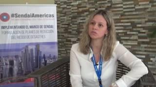 Download Tania Villagra - Marco de Sendai y Paraguay Video