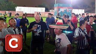 Download Arma afición de Rayados su fiesta en Qatar / Cancha Video