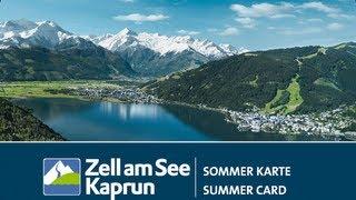 Download Zell am See-Kaprun Summer Card Video