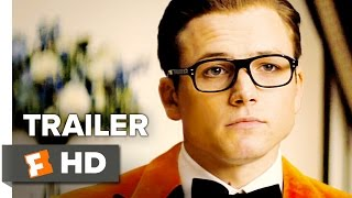 Download Kingsman: The Golden Circle Trailer #1 (2017) | Movieclips Trailers Video