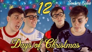 Download The Sanders Sides 12 DAYS OF CHRISTMAS! | Thomas Sanders Video