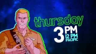 Download GI Joe and Transformers Animated Movie (Promo) - The Hub Video